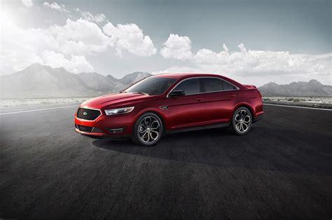 ford taurus sho first drive 2013 ford taurus sho performance package
