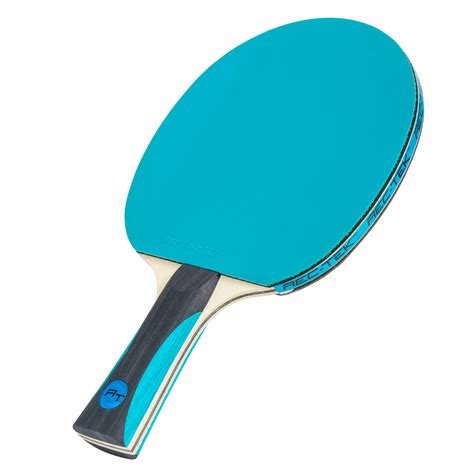Table Tennis Paddles by Hi Viz Blue Table Tennis Paddle