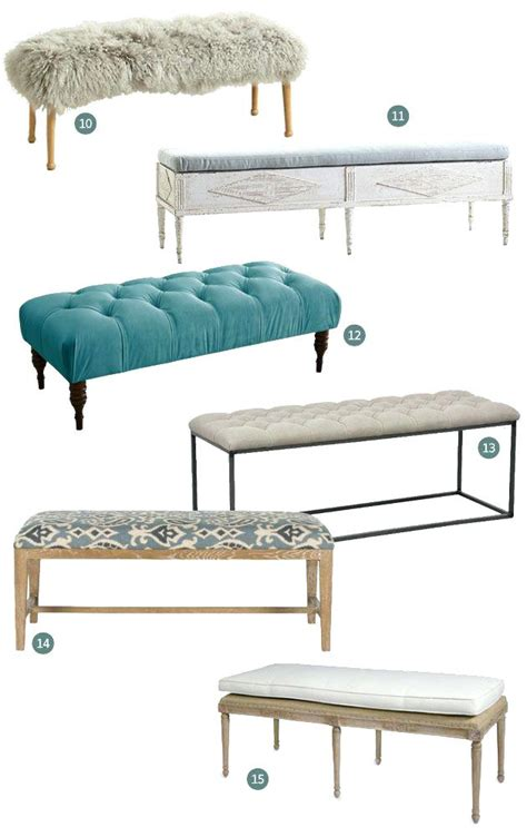 bench at end of bed called end of bed bench name saved i love this room update by