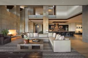 Modern and luxury living room design by swaback