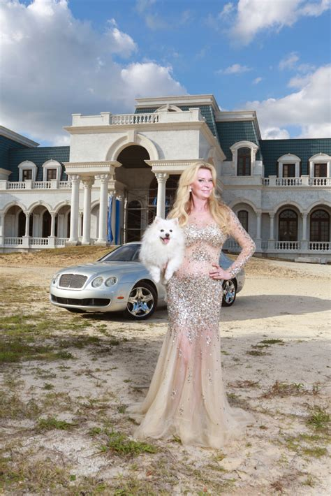the queen of versailles house the queen of versailles is back and so is her dream home