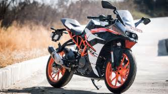 Ktm Rc Ktm Rc 390 2017 Price Mileage Reviews Specification