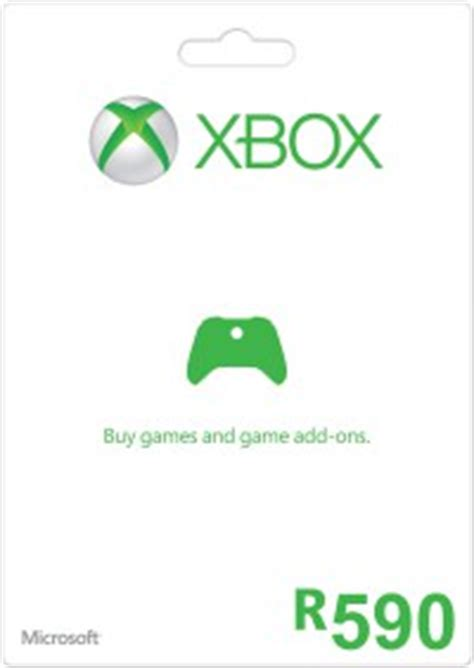 Gift Cards South Africa - south african xbox gift cards back in stock