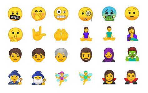 emoji android oreo ecco quali e quante sono le nuove emoji di android 8 0