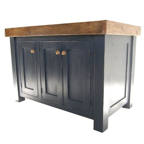 Kitchen Island Freestanding Kitchen Island From Eastburn Country Furniture Freestanding Kitchen Units Housetohome Co Uk