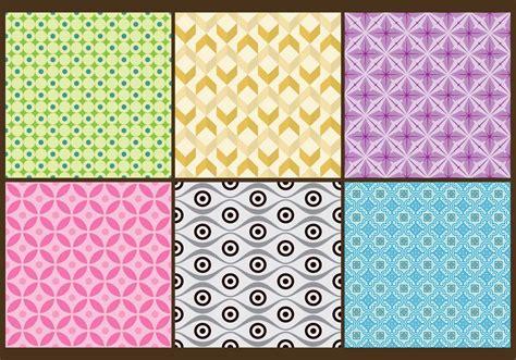 Kacamata Motif Bunga Blue batik background colorful vectors free vector stock graphics images