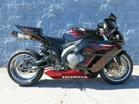 honda cbr1000rr for sale 2004 honda cbr1000rr sportbike for sale on 2040 motos