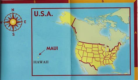 map of usa and hawaii rosemary and carol s most excellent adventure maps of