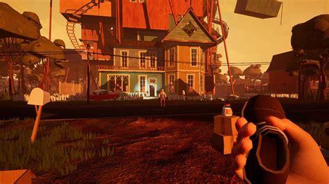 home design game neighbors hello neighbor alpha 2 ep 1 a the weird and wonderful of hello neighbor game media