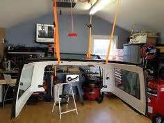 Build Your Own Jeep Hardtop Hoist Jeep Diy On Jeeps Jeep Wranglers And Jeep