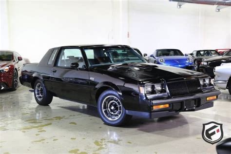 how cars engines work 1987 buick century security system 1987 buick regal 16575 miles black v6 cylinder engine 3 8l 231 automatic for sale photos