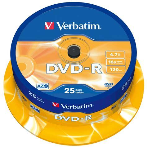 Dijamin Verbatim Dvd R 16x dvd r verbatim 4 7 gb 16x ovm paper