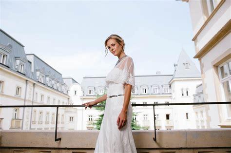 Brautkleid Vintage Spitze Schlicht by Vintage Brautkleid Schlicht Und Schmal Mit Retro Spitze