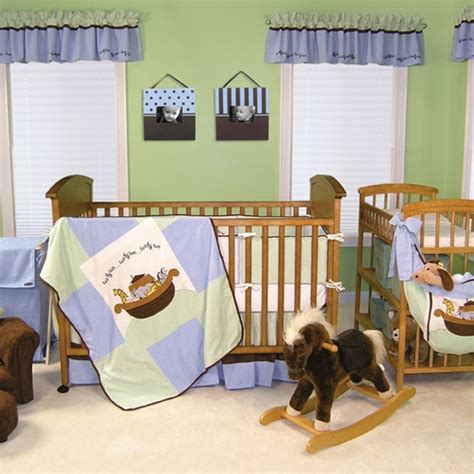 Noah S Ark Baby Bedding by Trend Lab Baby Crib Bedding Free Shipping