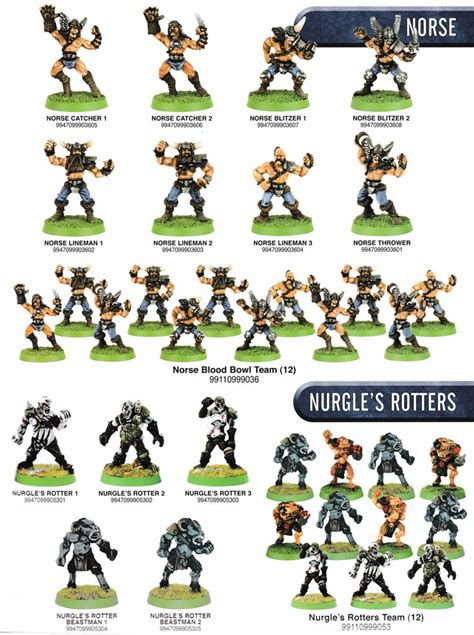 blood bowl chaos edition best team blood bowl the retired teams bell of lost souls