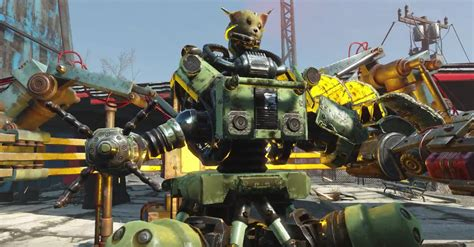 Fallout 4 Automatron Mini Game by Mechanical Machinations Fallout 4 Automatron Review