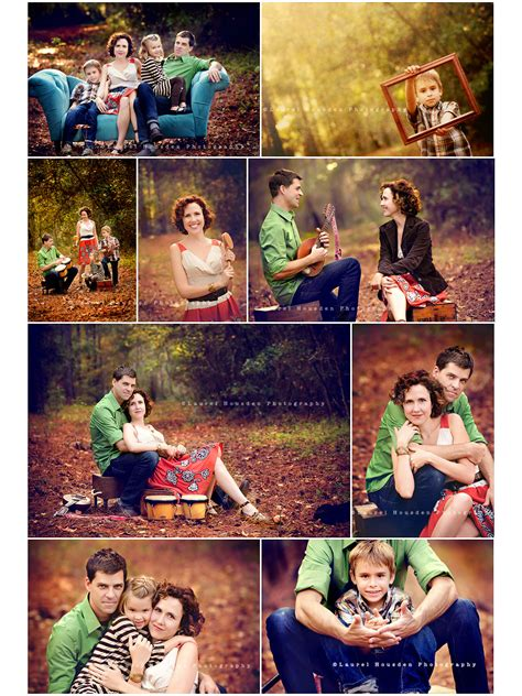 themes for photo session family fall session gainesville florida family