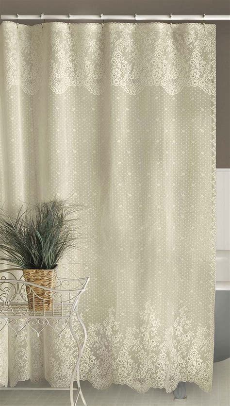 lace curtains swags galore curtains heritage lace floret shower curtain lace curtains
