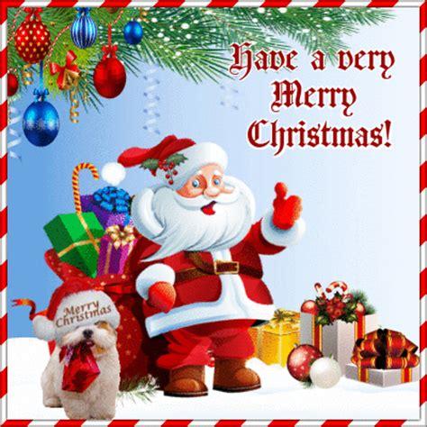 merry christmas  santa claus ecards greeting cards