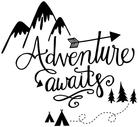 Adventure Awaits by Adventure Awaits Being Genevieve