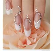 Long Nail Designs Gel For Summer Sweet Pink