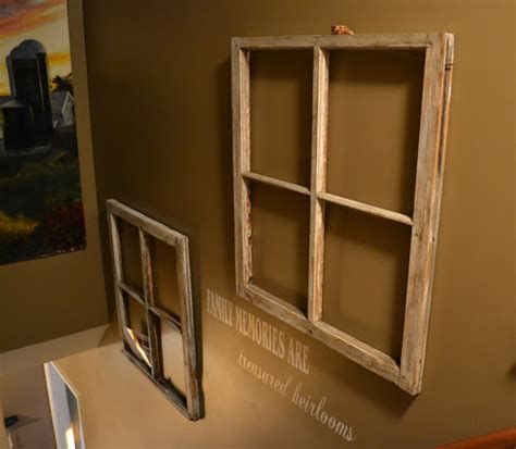 thrifty decorating turn an old window into a pot rack thrifty decorating old windows as wall decor