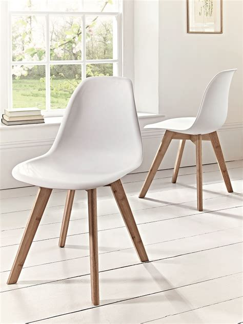 Scandi Dining Chairs Scandinavian Style Dining Room Furniture Homegirl