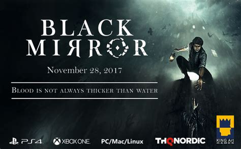black mirror ps4 gameplay black mirror announced for ps4 and xbox one