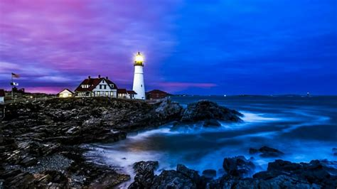 portland head light  ultrahd wallpaper wallpaper studio  tens  thousands hd