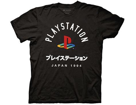 Hoodie Playstation Japan playstation japan 1994 t shirt ripple junction