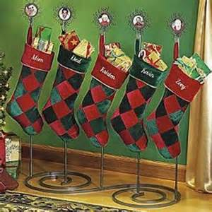 Christmas Stocking Floor Stand Pin By Becky Morris On Christmas Pinterest