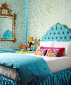turquoise and gold bedroom gold mixes beautifully with