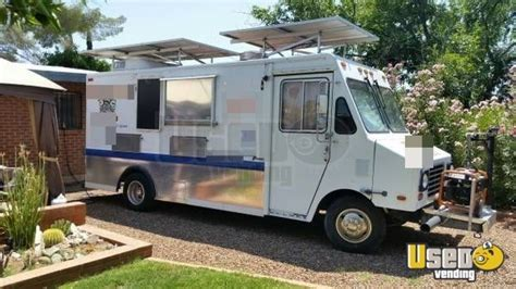 chevy trucks for sale in az chevy stepvan mobile kitchen food truck for sale in arizona