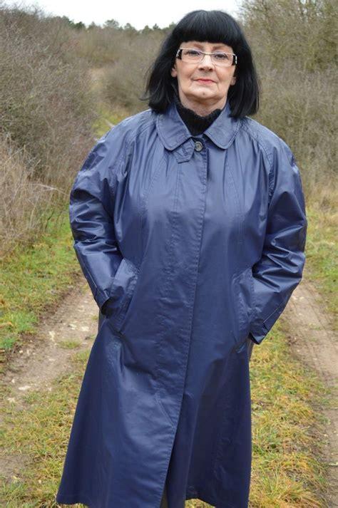 Dress Klep original damen gummimantel klep mantel regenmantel