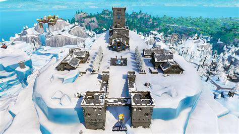 map     fortnite update
