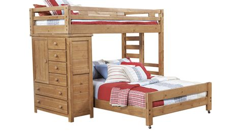 Creekside Bunk Beds Creekside Taffy Student Loft Bed With Chest Loft Chest
