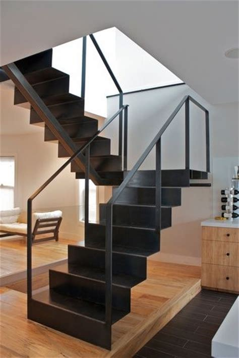 Custom Staircase Design Best 25 Metal Stairs Ideas On Pinterest Steel Stairs Industrial Stairs And Steel Stairs Design