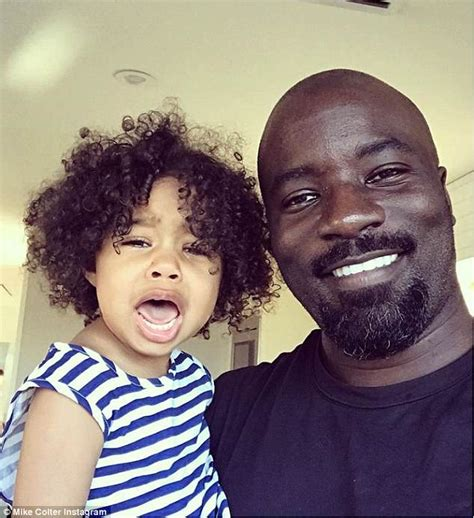 mike colter and family luke cage star mike colter announces wife iva is pregnant