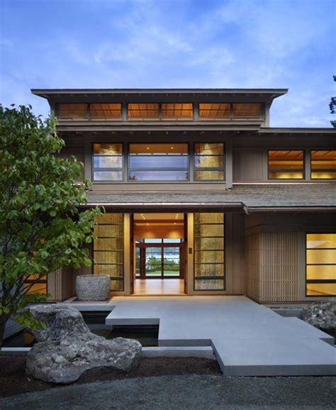 Modern Japanese House Plans Best 25 Japanese Modern House Ideas On