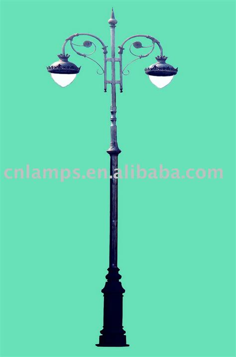 outdoor decorative pole lights decorative light poles street decorative light