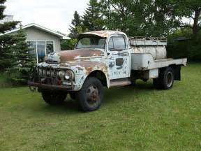 Ford F5 1951 Ford F5 Marmon Herrington Left Front Flickr Photo