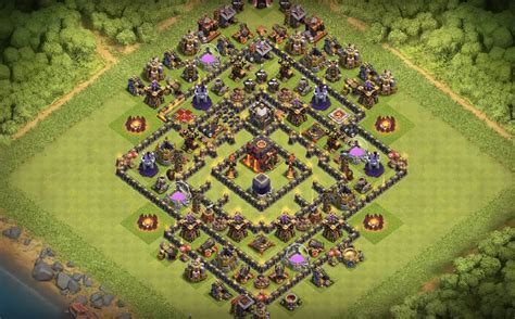 coc unique layout 10 legendary th10 war base layouts farming base layouts 2017