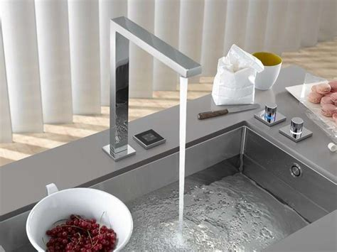 rubinetti da cucina rubinetti e miscelatori le scelte di gusto per la cucina