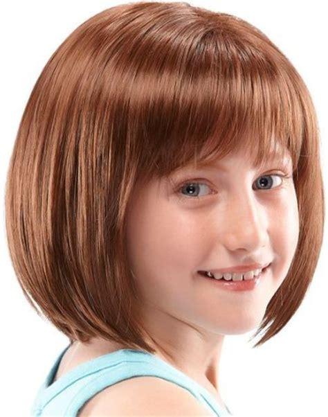 exciting shorter hair syles for thick hair 20 cute short haircuts for little girls