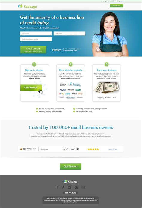 5 Examples of Amazing Landing Pages   SEJ