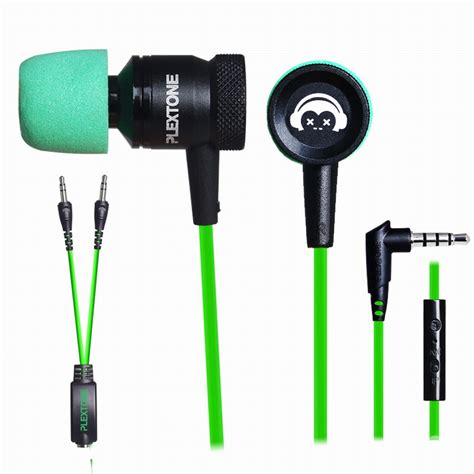 best earbuds noise cancelling 2013 aliexpress buy plextone headphones in ear noise