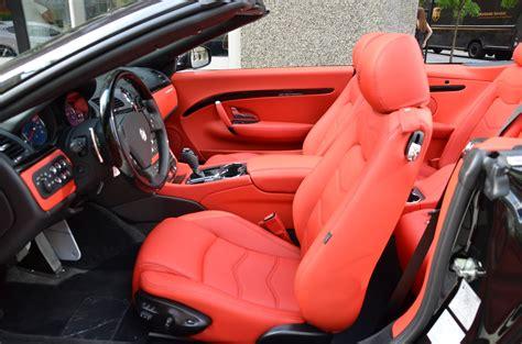 maserati granturismo convertible red interior 100 maserati granturismo red interior maserati car