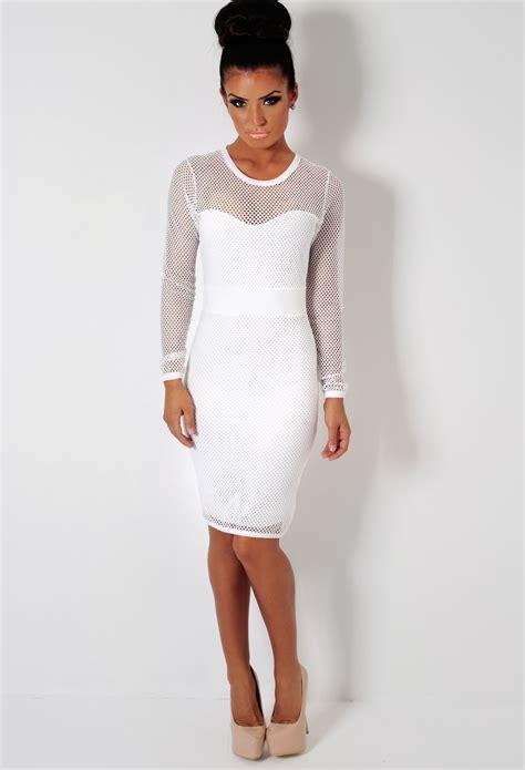 Midi Dress white midi dress dressed up