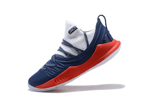 armour curry  navy bluewhite red  sale