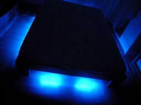 bett unterbodenbeleuchtung bett mit unterbodenbeleuchtung